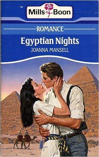 Egyptian Nights (Mills & Boon Romance): Joanna Mansell
