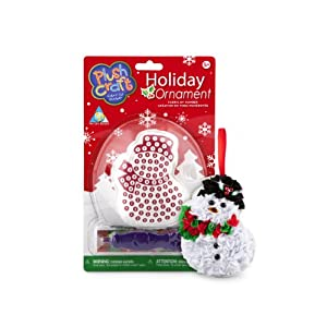 PlushCraft Ornaments (Set of 3) 34