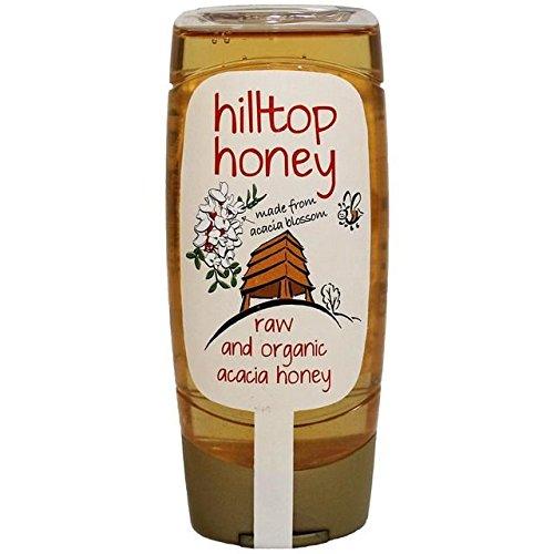 Hilltop Honey Raw Organic Acacia Honey - - Hilltop Store