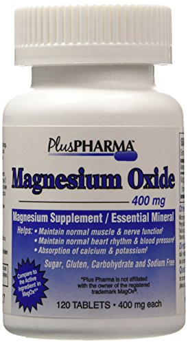 Magnesium Oxide 400mg (Compare to MagOx) ()