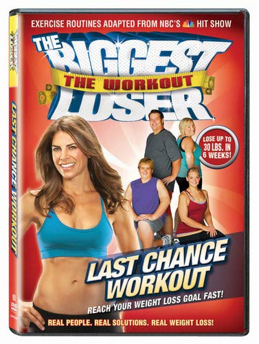 (The Biggest Loser: Last Chance Workout [DVD])