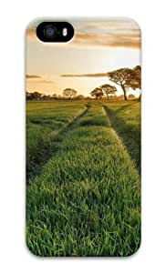 Beautiful Morning 3D Case case mate iphone 5 cases for Apple iPhone 5/5S hjbrhga1544