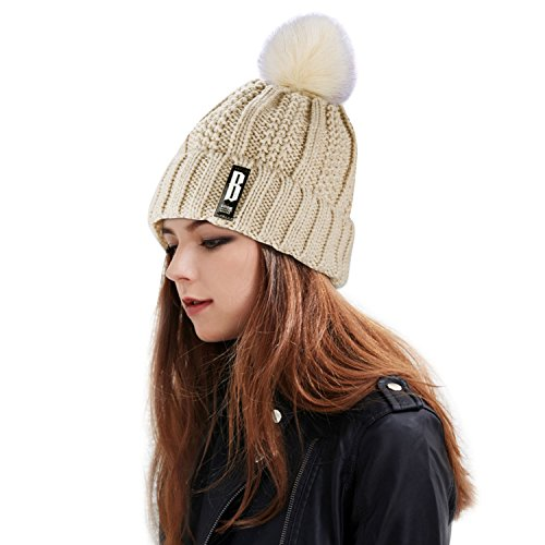 Cute hat for casual cold weather