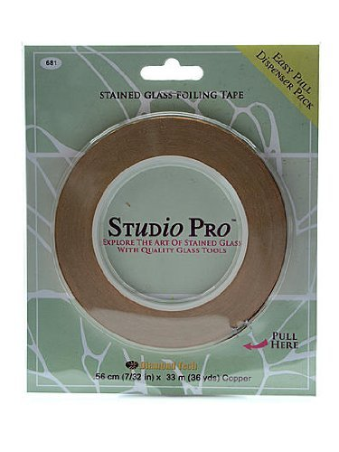 Studio Pro 7/32-Inch Copper Foil by StudioPRO