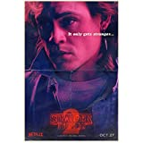 #9: Stranger Things Dacre Montgomery as Billy