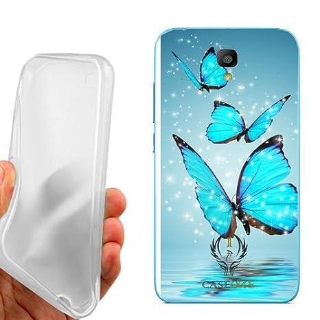 custodia huawei y5 farfalle
