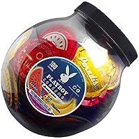 Playboy Condoms Vitrolero aroma y sabor con 100 condones