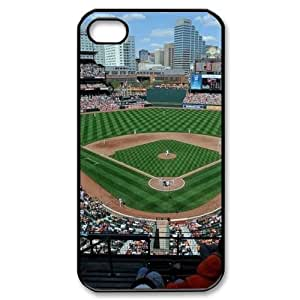 MLB iPhone 4,4S Black Baltimore Orioles cell phone cases&Gift Holiday&Christmas Gifts NADL7B8825397