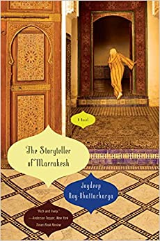 Book The Storyteller of Marrakesh: A Novel