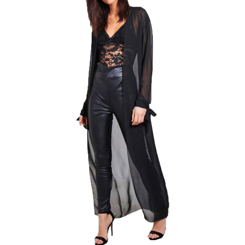 Yesmile 💋💝Vestido de Mujer Vestido Corto Partido Vestido Elegante de Noche para Boda Bohemias Vestido de la Rebeca Floja Vestido de la Gasa de las Mujeres ...