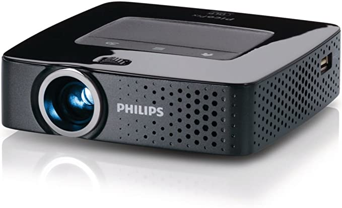 Philips PicoPix - Proyector DLP (Full HD), negro: Amazon.es ...