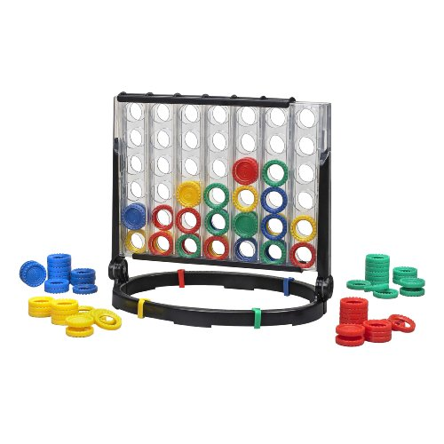Four Hasbro Connect (Connect 4 x 4)