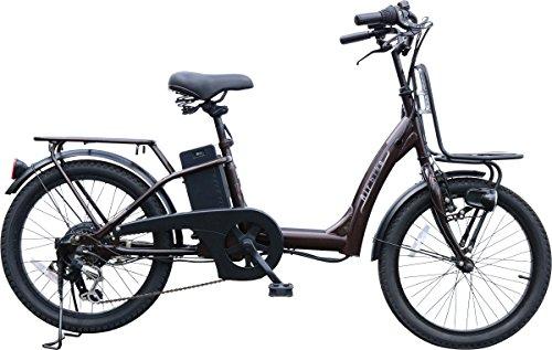 [해외] Airbike 전동 어시스트 자전거 20인치 토크 센서식 형식 인정 모델 459