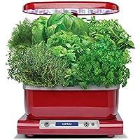 AeroGarden Harvest w/ Gourmet Herb Seed Pod Kit (Red)