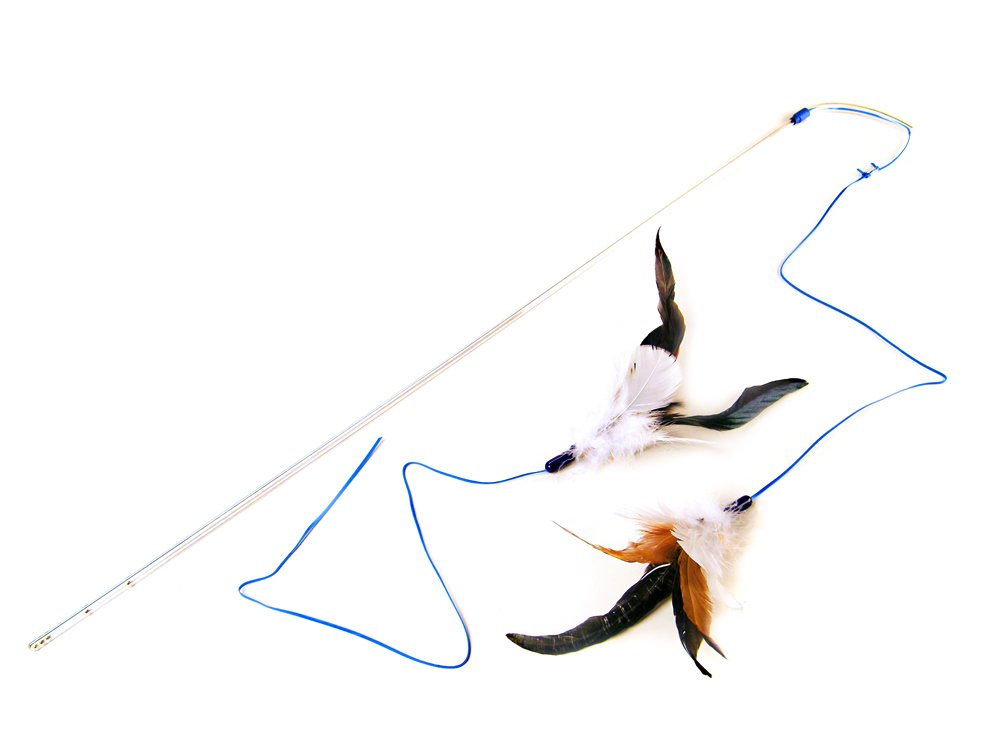PURRfect Cat Toys Feather Toy