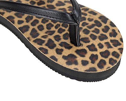 Gabriera - Sandalias de Otra Piel para mujer leopardo