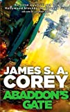 Abaddon's Gate: Book 3 of the Expanse by Corey, James S. A. (2014) Paperback by James S. A. Corey