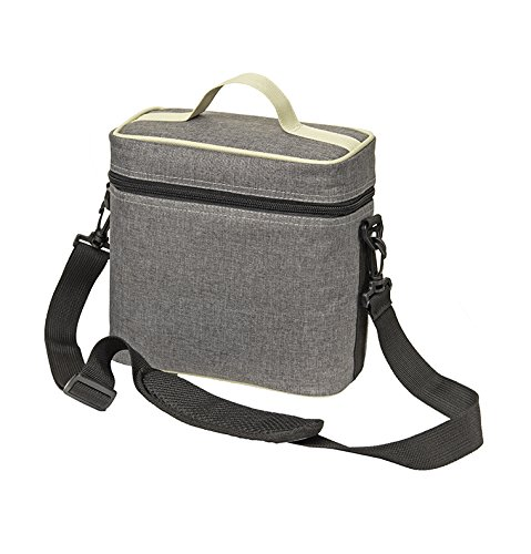 Insulated Beverage Container BevBag 2 R Cubed. Now with Reusable Plastic Tray Insert! Click on BevBag Above to See 3 Other Color Options and 4-Cup BevBags. Cups not Included