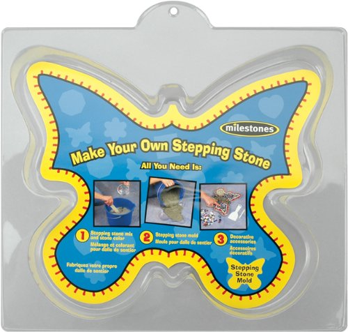 Midwest Products Large Butterfly Stepping Stone Mold, 12-Inch]()