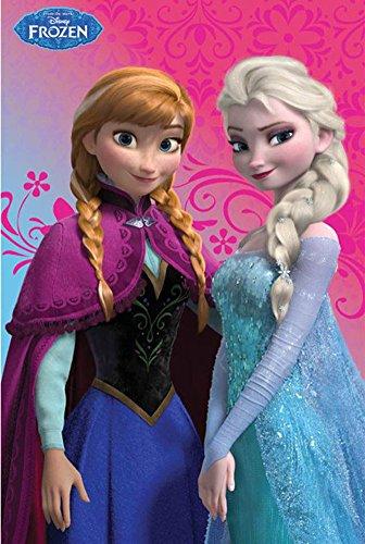 Disney Frozen Die Eiskönigin Handtuch 30x50cm (564)