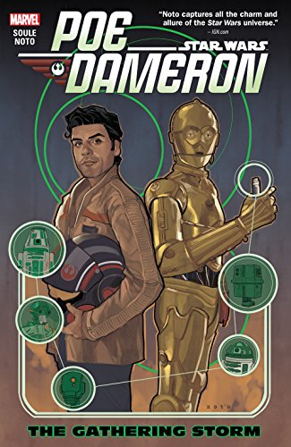 Star Wars: Poe Dameron Vol. 2: The Gathering Storm (Star Wars: Poe Dameron (2016-)) cover