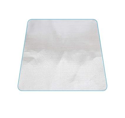 MQMQ Estera de Playa Estera de Aluminio Impermeable Estera ...