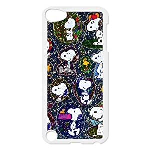 Custom LiuXueFei Phone caseCute Snoopy FOR IPod Touch 4th -Style-6