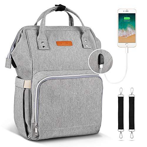 YISSVIC Diaper Bag Backpack Multi-Functional Na...