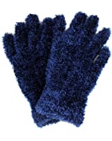 Enimay Young Adult Women's Girl's Fuzzy Furry Soft Winter Gloves (6 Colors Available)