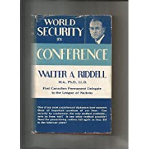 World Security by Conference