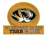 Missouri Tigers Jumbo On Our Way Magnet