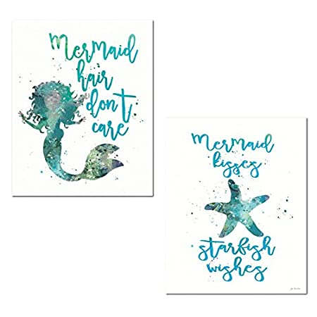 51rhhKxx0FL._SS450_ Mermaid Wall Art and Mermaid Wall Decor