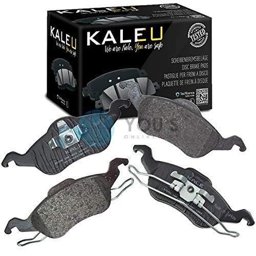 Kale 1075558 Front Axle Set of Brake Pads Brake Pads: