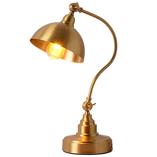 lámparas de Mesa Escritorio de Moda Mesa de Cobre de Escritorio ...