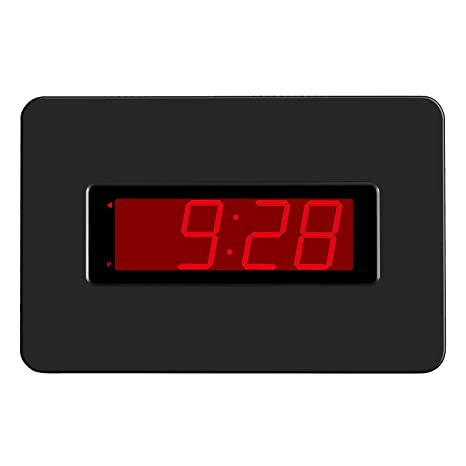 Amazoncom Kwanwa Kawanwa Digital Wall Clock Large Display Battery