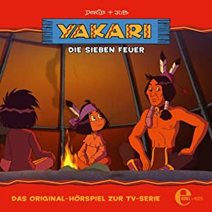 Yakari 21 Hörspiel