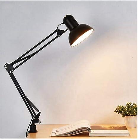 lámparas de bombilla Led lámpara de mesa Flexible brazo oscilante ...