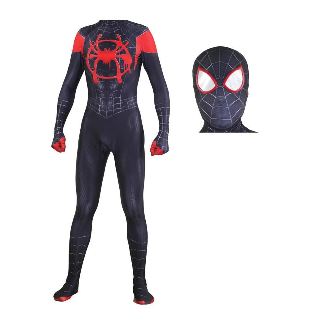más orden TOYSSKYR Traje de CosJugar de Spiderman Traje Completo Monos Monos Monos de Halloween Show de Disfraces de Disfraces Vestido de Adulto ( Color   02 , Talla   Metro )  gran selección y entrega rápida