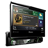 PIONEER AVH-X7800BT 7'' 1Din DVD Receiver Bluetooth