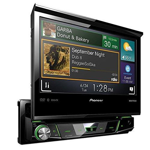 PIONEER AVH-X7800BT 7'' 1Din DVD Receiver Bluetooth