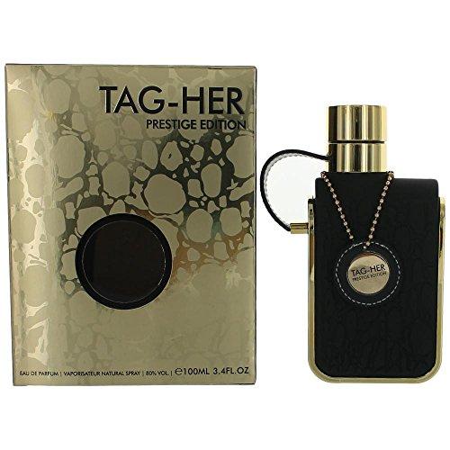 Armaf Tag Her Prestige 3.4 Eau De Parfum Spray for Women - Sterling Perfume