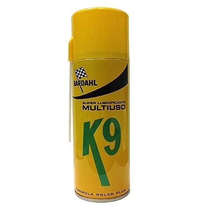 aceite Spray multiusos K9, svitol, anticorrosión, desatascante ...