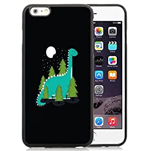 New Personalized Custom Designed For iPhone 6 Plus 5.5 Inch Phone Case For Cute Cartoon Dinosaur Phone Case Cover wangjiang maoyi by lolosakes