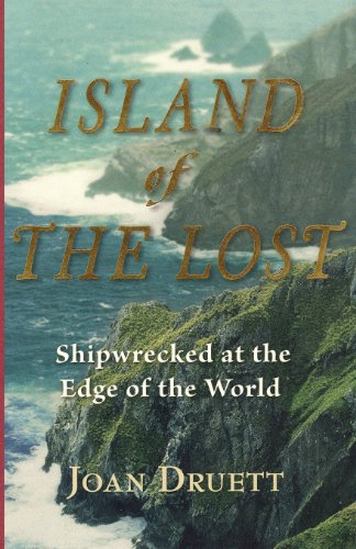 Book cover for Island of the Lost