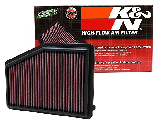 K&N 33-2468 High Performance Replacement Air Filter