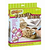 Fossiles Rock! Dinosaur Fossils - Large Fossil Clay Kit
