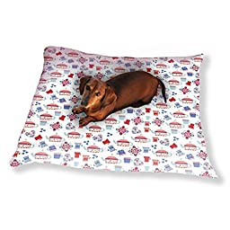 Tea For Anyone Dog Pillow Luxury Dog / Cat Pet Bed
