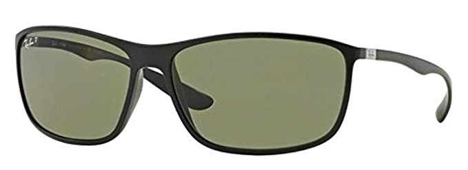 cbf8bf3a06 ... coupon code for ray ban tech liteforce rb 4231 sunglasses matte black  green polarized 65mm hdo