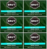 Lot of 12 Bars ( One Dozen) Brut Soap Classic Original Fragrance 3.5 oz each