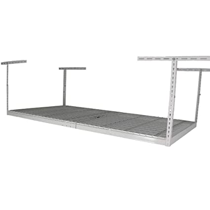 Superieur Image Unavailable. Image Not Available For. Color: SafeRacks   4x8 Overhead  Garage Storage Rack ...